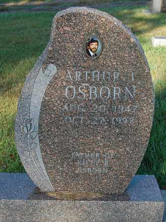 OSBORN, ARTHUR L. - Minnehaha County, South Dakota   ARTHUR L. OSBORN - South Dakota Gravestone Photos