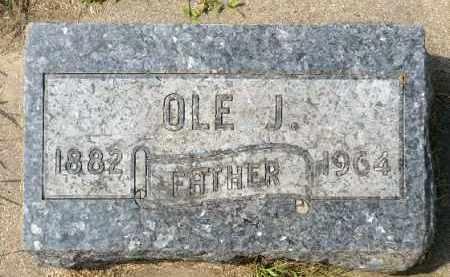 OSTRAAT, OLE J. - Minnehaha County, South Dakota | OLE J. OSTRAAT - South Dakota Gravestone Photos