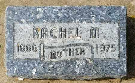 OSTRAAT, RACHEL M. - Minnehaha County, South Dakota | RACHEL M. OSTRAAT - South Dakota Gravestone Photos