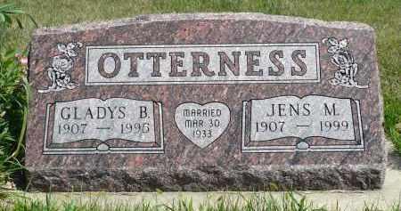 OTTERNESS, JENS M. - Minnehaha County, South Dakota | JENS M. OTTERNESS - South Dakota Gravestone Photos