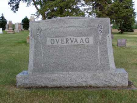 LYNG OVERVAAG, ALMA OTELIA - Minnehaha County, South Dakota | ALMA OTELIA LYNG OVERVAAG - South Dakota Gravestone Photos