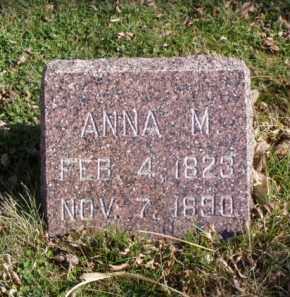 PABST, ANNA M. - Minnehaha County, South Dakota | ANNA M. PABST - South Dakota Gravestone Photos