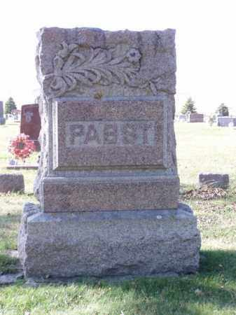 PABST, PHILLIP JR. - Minnehaha County, South Dakota | PHILLIP JR. PABST - South Dakota Gravestone Photos
