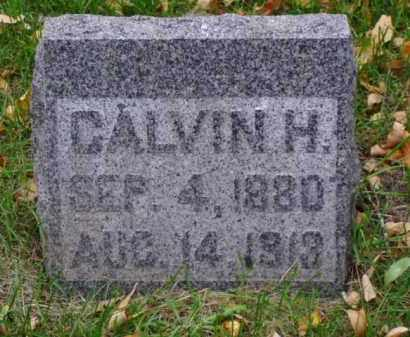 PABST, CALVIN H. - Minnehaha County, South Dakota | CALVIN H. PABST - South Dakota Gravestone Photos