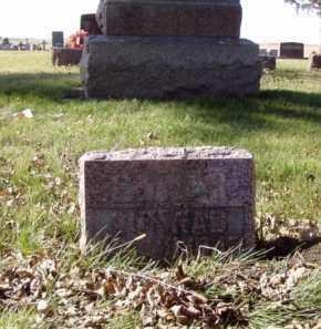 PABST, CONRAD - Minnehaha County, South Dakota | CONRAD PABST - South Dakota Gravestone Photos