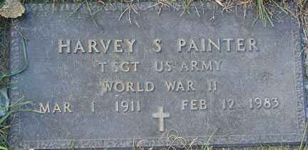 PAINTER, HARVEY S. - Minnehaha County, South Dakota | HARVEY S. PAINTER - South Dakota Gravestone Photos