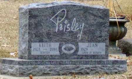 PAISLEY, KEITH - Minnehaha County, South Dakota | KEITH PAISLEY - South Dakota Gravestone Photos