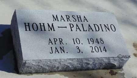 PALADINO, MARSHA - Minnehaha County, South Dakota   MARSHA PALADINO - South Dakota Gravestone Photos