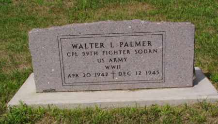 PALMER, WALTER L. - Minnehaha County, South Dakota | WALTER L. PALMER - South Dakota Gravestone Photos