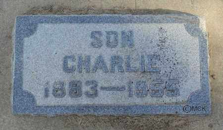 PANKOW, CHARLIE - Minnehaha County, South Dakota | CHARLIE PANKOW - South Dakota Gravestone Photos