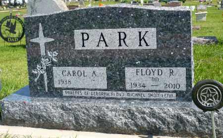 PARK, CAROL A. - Minnehaha County, South Dakota | CAROL A. PARK - South Dakota Gravestone Photos