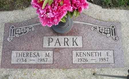 PARK, THERESA M. - Minnehaha County, South Dakota | THERESA M. PARK - South Dakota Gravestone Photos