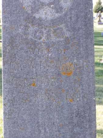 PARKER, LOIS - Minnehaha County, South Dakota   LOIS PARKER - South Dakota Gravestone Photos