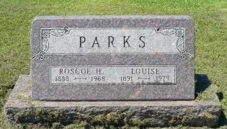 PARKS, ROSCOE H. - Minnehaha County, South Dakota | ROSCOE H. PARKS - South Dakota Gravestone Photos