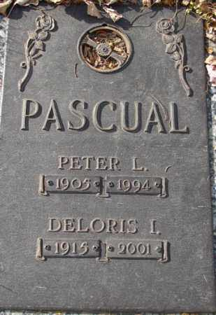 CROSS PASCUAL, DELORIS IRENE - Minnehaha County, South Dakota | DELORIS IRENE CROSS PASCUAL - South Dakota Gravestone Photos