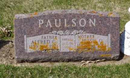PAULSON, JESSIE Q. - Minnehaha County, South Dakota | JESSIE Q. PAULSON - South Dakota Gravestone Photos