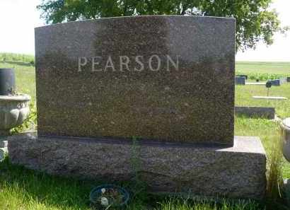 PEARSON, JULIA - Minnehaha County, South Dakota | JULIA PEARSON - South Dakota Gravestone Photos