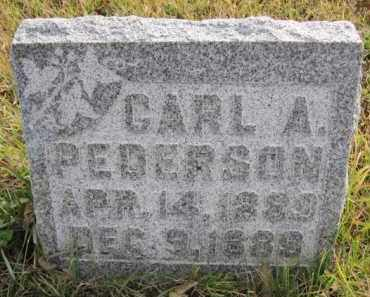 PEDERSON, CARL A. - Minnehaha County, South Dakota | CARL A. PEDERSON - South Dakota Gravestone Photos