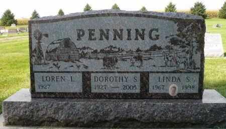 SCHNIEDERS PENNING, DOROTHY SYRA - Minnehaha County, South Dakota | DOROTHY SYRA SCHNIEDERS PENNING - South Dakota Gravestone Photos