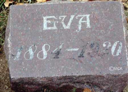 PERKINS, EVA - Minnehaha County, South Dakota | EVA PERKINS - South Dakota Gravestone Photos