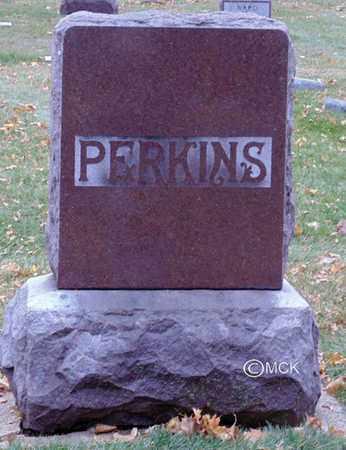 PERKINS, HEADSTONE - Minnehaha County, South Dakota   HEADSTONE PERKINS - South Dakota Gravestone Photos