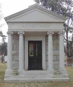 PETIGREW, CRYPT - Minnehaha County, South Dakota | CRYPT PETIGREW - South Dakota Gravestone Photos