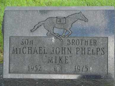PHELPS, MICHAEL JOHN - Minnehaha County, South Dakota | MICHAEL JOHN PHELPS - South Dakota Gravestone Photos