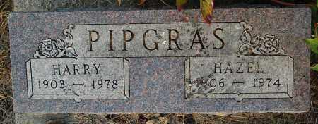 PIPGRAS, HAZEL - Minnehaha County, South Dakota | HAZEL PIPGRAS - South Dakota Gravestone Photos