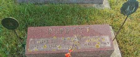 PIPPETT, JOHN M. - Minnehaha County, South Dakota | JOHN M. PIPPETT - South Dakota Gravestone Photos