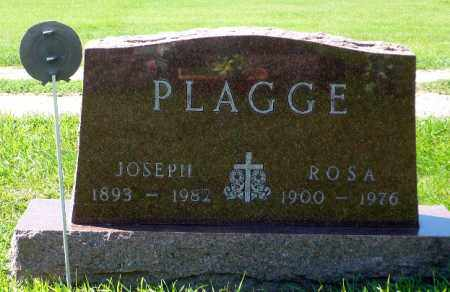 PLAGGE, JOSEPH - Minnehaha County, South Dakota | JOSEPH PLAGGE - South Dakota Gravestone Photos