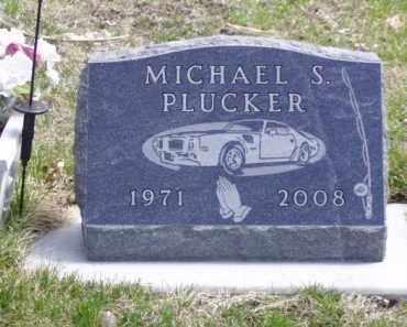 PLUCKER, MICHAEL S. - Minnehaha County, South Dakota   MICHAEL S. PLUCKER - South Dakota Gravestone Photos
