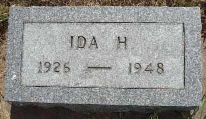 POEL, IDA H. - Minnehaha County, South Dakota | IDA H. POEL - South Dakota Gravestone Photos