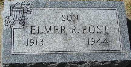 POST, ELMER R. - Minnehaha County, South Dakota | ELMER R. POST - South Dakota Gravestone Photos