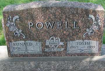 POWELL, RONALD - Minnehaha County, South Dakota | RONALD POWELL - South Dakota Gravestone Photos