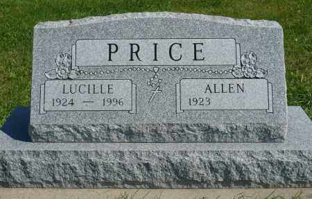 PRICE, LUCILLE - Minnehaha County, South Dakota | LUCILLE PRICE - South Dakota Gravestone Photos
