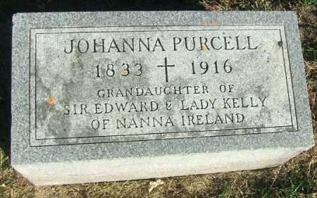 PURCELL, JOHANNA - Minnehaha County, South Dakota   JOHANNA PURCELL - South Dakota Gravestone Photos