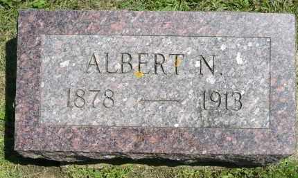 QUALE, ALBERT N. - Minnehaha County, South Dakota | ALBERT N. QUALE - South Dakota Gravestone Photos