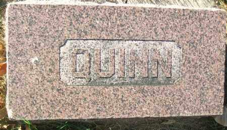 QUINN, FAMILY STONE - Minnehaha County, South Dakota | FAMILY STONE QUINN - South Dakota Gravestone Photos