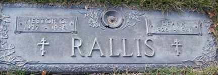 RALLIS, DEANA - Minnehaha County, South Dakota   DEANA RALLIS - South Dakota Gravestone Photos