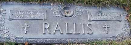 RALLIS, DEANA - Minnehaha County, South Dakota | DEANA RALLIS - South Dakota Gravestone Photos