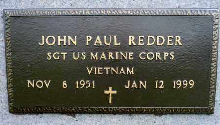REDDER, JOHN PAUL (VIETNAM) - Minnehaha County, South Dakota | JOHN PAUL (VIETNAM) REDDER - South Dakota Gravestone Photos
