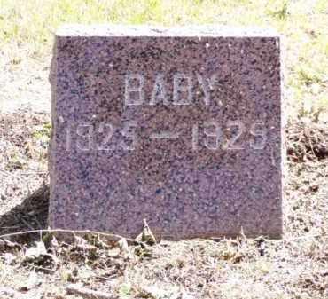 REIFF, BABY - Minnehaha County, South Dakota | BABY REIFF - South Dakota Gravestone Photos
