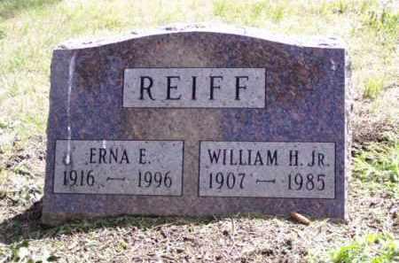 REIFF, ERNA A. - Minnehaha County, South Dakota | ERNA A. REIFF - South Dakota Gravestone Photos