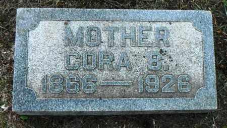 HARTSHORN REQUA, CORA BELL - Minnehaha County, South Dakota | CORA BELL HARTSHORN REQUA - South Dakota Gravestone Photos