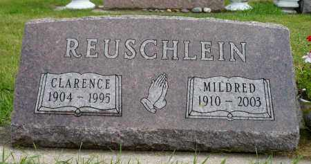 REUSCHLEIN, MILDRED - Minnehaha County, South Dakota | MILDRED REUSCHLEIN - South Dakota Gravestone Photos