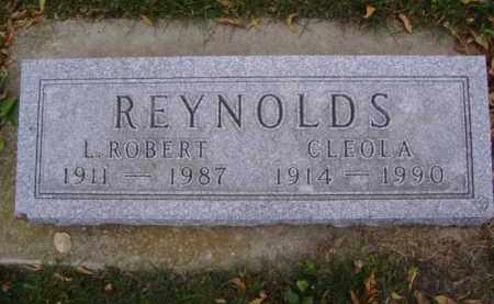 REYNOLDS, CLEOLA - Minnehaha County, South Dakota | CLEOLA REYNOLDS - South Dakota Gravestone Photos