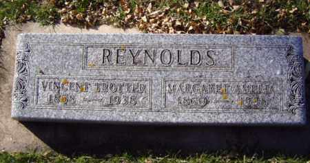 REYNOLDS, VINCENT TROTTER - Minnehaha County, South Dakota | VINCENT TROTTER REYNOLDS - South Dakota Gravestone Photos