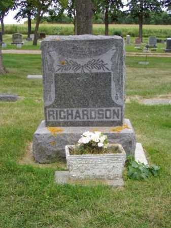 RICHARDSON, MAY - Minnehaha County, South Dakota | MAY RICHARDSON - South Dakota Gravestone Photos