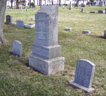 RICHARDSON, LAURA - Minnehaha County, South Dakota | LAURA RICHARDSON - South Dakota Gravestone Photos