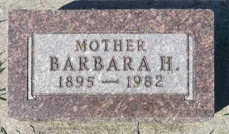 RICKERL, BARBARA H. - Minnehaha County, South Dakota   BARBARA H. RICKERL - South Dakota Gravestone Photos